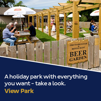A holiday park with everything you want - take a look. View park